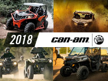 Can-Am Original-Zubehör 2018