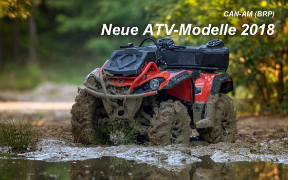 Can-Am ATV 2018