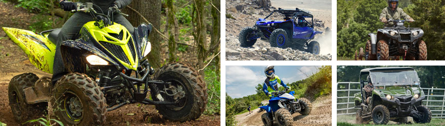 Quad / Side by Side von Yamaha ATV