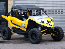Yamaha Racing YXZ 1000