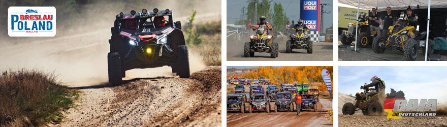 Rallye Dakar Quad Side-By-Side Baja