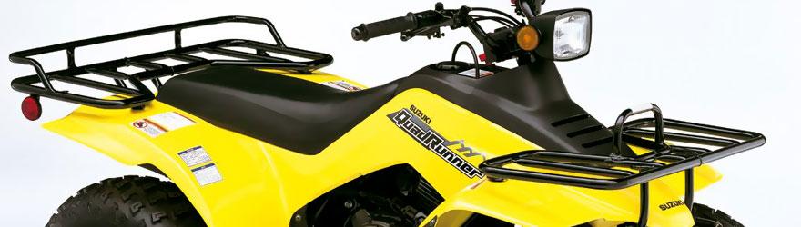 Suzuki QuadRunner LTF 160 - BLACK FOREST QUAD ® PARTS