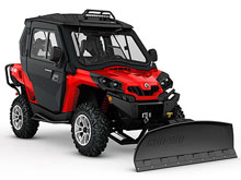 can am commander 800r efi eps utv black forest quad. Black Bedroom Furniture Sets. Home Design Ideas