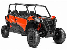 Side-By-Side Vermietung